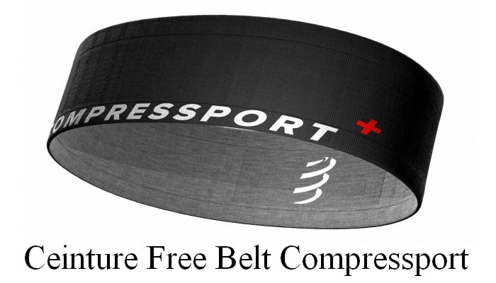 Ceinture free belt Compressport