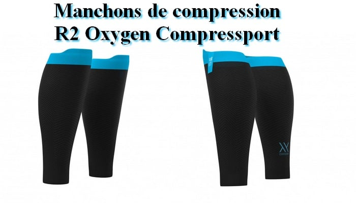 Manchons compression R2 Pxygen Compressport
