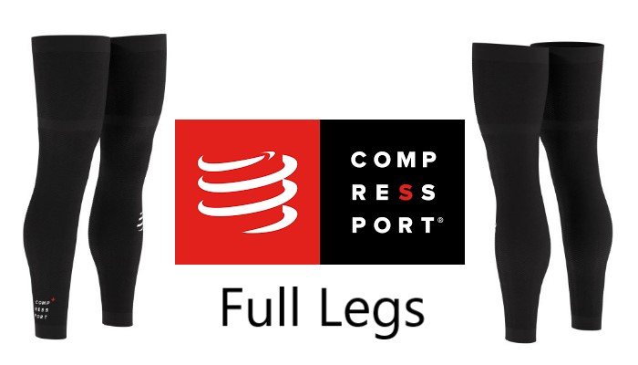 Full legs recuperation compressport